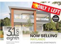 5/31 Eighth Avenue, Maylands