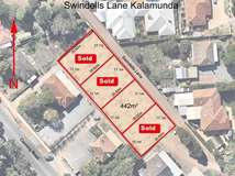 Swindells Lane, Kalamunda